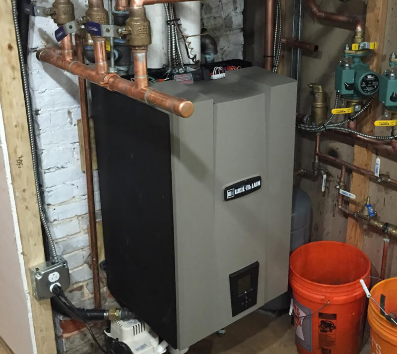 Boilers - Solution Based Plumbing, Heating and A/C