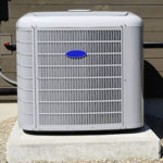 Picture of a heat pump