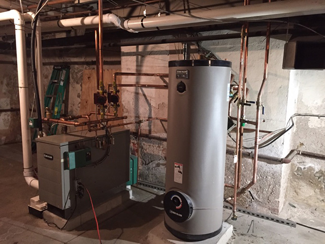 Residental Multi-System Conversion - Solution Based Plumbing ...